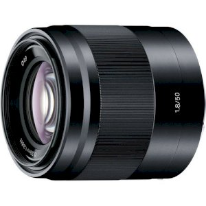 Lens Sony E 50mm F1.8 OSS Black