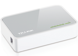 Switch TP-Link 5 port TL-SF1005D