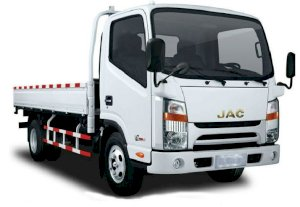 Xe tải JAC HFC1044K-D3850 2.5T Chassis (2013)