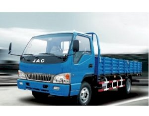 Xe tải JAC HFC1061K-E2025 4.9T Chassis (2013)