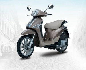 Piaggio Liberty RST 125 2014 (Cafe) Việt Nam