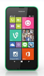 Nokia Lumia 530 (RM-1017) Bright Green