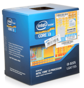 Intel Core i3-3225 (3.3GHz, 3MB L3 cache, Socket 1155)