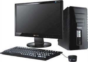 "Máy tính Desktop FPT Elead S880 (Intel Core i3-4130 3.4Ghz, Ram 2GB, HDD 500GB, VGA Intel HD 4400 Graphic, PC DOS, Màn hình LCD LED 19.5"" Wide FPT)"