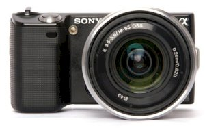 Sony Alpha NEX-5 (18-55mm F3.5-5.6 OSS ) Lens Kit