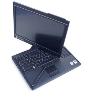 Dell Latitude XT2 (Intel Core 2 Duo SU9600 1.6GHz, 2GB RAM, 64GB SSD, VGA Intel GMA X4500 HD, 12.1 inch, Windows 7 Profesional)