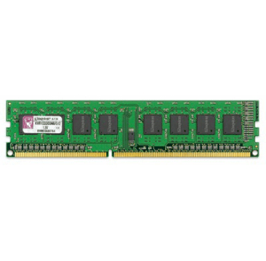 Kingston - DDR3 - 4GB - bus 1333 MHz - PC3 10600 (KVR13E9/4I)
