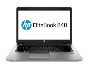 HP EliteBook 840 G1 (G1U82AW) (Intel Core i5-4300U 1.9GHz, 4GB RAM, 180GB SSD, VGA Intel HD Graphics 4400, 14 inch Touch Screen, Windows 8.1 Pro 64 bit)