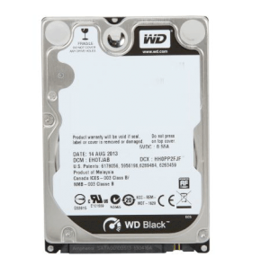 Western Digital Black 750GB - 7200rpm - 16MB Cache - Sata (WD7500BPKX)