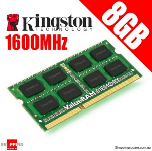 Kingston - DDR3 - 8GB - bus 1600 MHz - PC3 12800 (KVR16S11/8) for Notebook