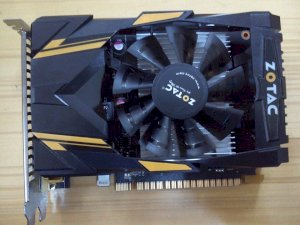 Zotac GeForce GT 730 (NVIDIA GEFORCE GT730, 1GB DDR5, 64-bit, PCI-Express 2.0)