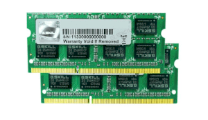 Gskill Standard F3-10666CL9D-8GBSQ DDR3 8GB (2x4GB) Bus 1333MHz PC3-10600/10666