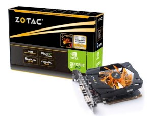 Zotac GT740 Synergy Edition (NVIDIA Geforce GT-740, 1GB DDR5, 128-bit,PCIx16 ver 3.0)