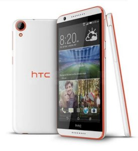 HTC Desire 820 Orange - Asia version