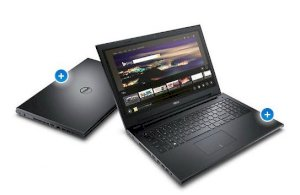 Dell Inspiron 15 3542 (P40F001-TI34500) (Intel Core i3-4005U 1.7GHz, 4GB RAM, 1TB HDD, VGA Intel HD Graphics 4400, 15.6 inch, Windows 8)