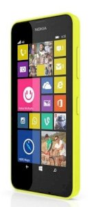 Nokia Lumia 635 Yellow