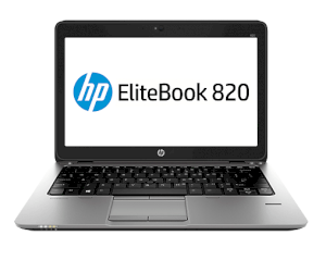 HP EliteBook 820 G1 (J8U08UT) (Intel Core i5-4310U 2.0GHz, 4GB RAM, 240GB SSD, VGA Intel HD Graphics 4400, 12.5 inch, Windows 7 Professional 64 bit)