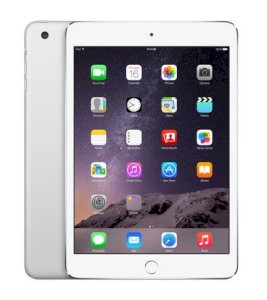 Apple iPad Mini 3 Retina 64GB iOS 8.1 WiFi 4G Cellular - Silver