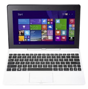 Asus Transformer Book (T100TA - DK046H) (Intel Atom Z3775 1.46GHz, 2GB RAM, 532GB (500GB HDD + 32GB SSD), Intel HD Graphics 4400, 10.1 inch, Windows 8.1)