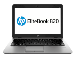 HP EliteBook 820 G1 (J7A43AW) (Intel Core i5-4310U 2.0GHz, 4GB RAM, 180GB SSD, VGA Intel HD Graphics 4400, 12.5 inch, Windows 7 Professional 64 bit)