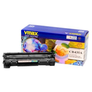 Vmax 35A Black Toner Cartridge (CB435A)