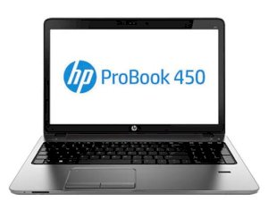 HP ProBook 450 G2 (Intel Core i3-4005U 1.7GHz, 8GB RAM, 500GB HDD, VGA Intel HD Graphics 4400, 15.6inch Touch Screen, Windows 7  Pro 64 bit