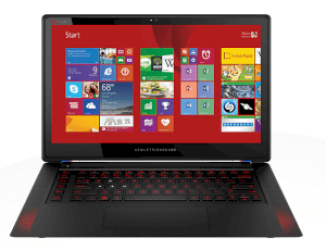 HP Omen 15-5001na (K2V87EA) (Intel Core i7-4710HQ 2.5GHz, 8GB RAM, 256GB SSD, VGA NVIDIA GeForce GTX 860M, 15.6 inch Touch Screen, Windows 8.1 64 bit)