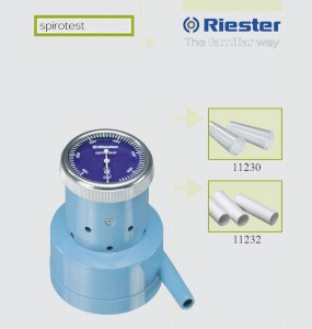 Phế dung kế Spirotest 5260