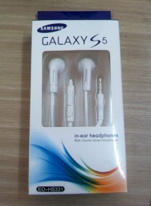 Headphone Samsung Galaxy S5