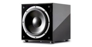 Loa Dynaudio Subwoofer Sub 600 (High Gloss Black)