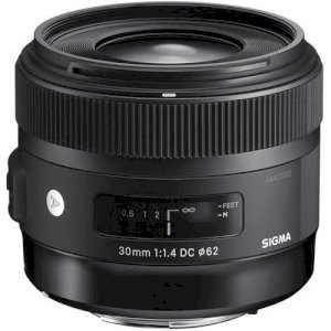 Lens Sigma 30mm F1.4 DC HSM Art for Nikon