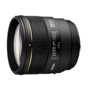 Lens Sigma 85mm F1.4 EX DG HSM for Canon