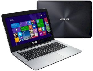 Asus K455LD-WX086D (Intel Core i5-4210U 1.7GHz, 4GB RAM, 500GB HDD, VGA NVIDIA GeForce GT 820M, 14 inch, Free Dos)