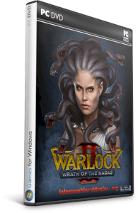 Game Warlock 2 Wrath of the Nagas (PC)