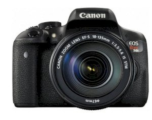 Canon EOS Rebel T6i (EOS 750D / Kiss X8i) - Mĩ/Canada (EF-S 18-135mm F3.5-5.6 IS STM) Lens Kit