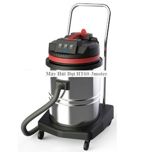 Prochemicals HT60-3 60L Three-motor stainless steel wet and dry vacuum cleaner