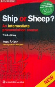 Ship or sheep – An Intermediate Pronunciation Course Third Edition