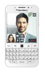 BlackBerry Classic (BlackBerry Q20) White