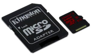 Thẻ nhớ Kingston Micro SDXC UHS-I 64GB Class 10 U3