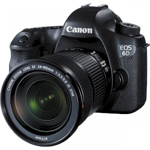 Canon EOS 6D (EF 24-105mm F3.5-5.6 IS STM) Lens Kit