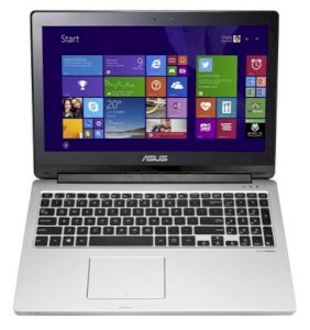 Asus TP500LA-CJ145H (Intel Core i5-5200U 2.2GHz, 4GB RAM, 1TB HDD + 24GB SSD, VGA Intel HD Graphics 5500, 15.6 inch, Windows 8.1)