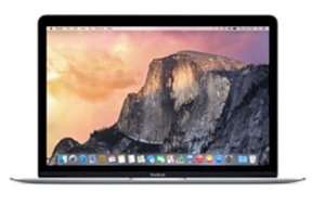 Apple The New MacBook (MF865SA/A) (Early 2015) (Intel Core M-5Y70 1.2GHz, 8GB RAM, 512GB HDD, VGA Intel HD Graphics 5300, 12 inch, Mac OSX 10.6 Leopard) - Silver