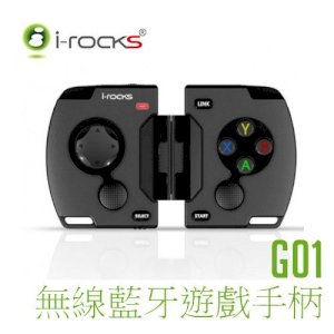Gamepad Bluetooth I-rocks IRG01B