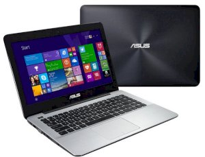Asus K455LD-WX181D (Intel Core i5-5200U 2.2GHz, 4GB RAM, 500GB HDD, VGA NVIDIA GeForce GT 820M, 14 inch, Free Dos)