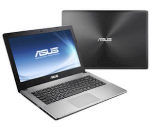 Asus X450CC-WX313D (Intel Core i3-3217U 1.8GHz, 4GB RAM, 500GB HDD, NVIDIA GeForce GT 820M, 14 inch, Free Dos)