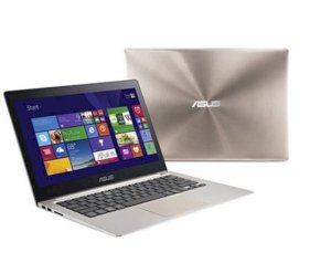Asus Ultrabook Zenbook Prime UX303LN-C4312H (Intel Core i7-5500U 1.6GHz, 2GB RAM, 256GB SSD, VGA NVIDIA GeForce 8400M GT GPU, 13.3 inch Touch Screen, Windows 8.1)