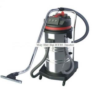 Prochemicals HT80-3 80L Three-motor stainless steel wet and dry vacuum cleaner