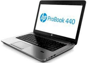 HP ProBook 440 L9W03PA (Intel Core i5-5200U 2.2Ghz, 4GB RAM, 500 HDD, VGA Intel HD Graphics 5500, 14 inch, PC DOS)
