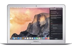 Apple Macbook Air 2015 (MJVM2ZP/A) (Intel Core i5-5250U 1.6GHz, 4GB RAM, 128GB SSD, VGA Intel HD Graphics 6000, 11.6 inch, Macbook OS X Yosemite)