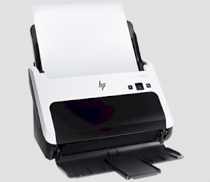 HP Scanjet Pro 3000 s2 Sheet-feed Scanner(L2737A)